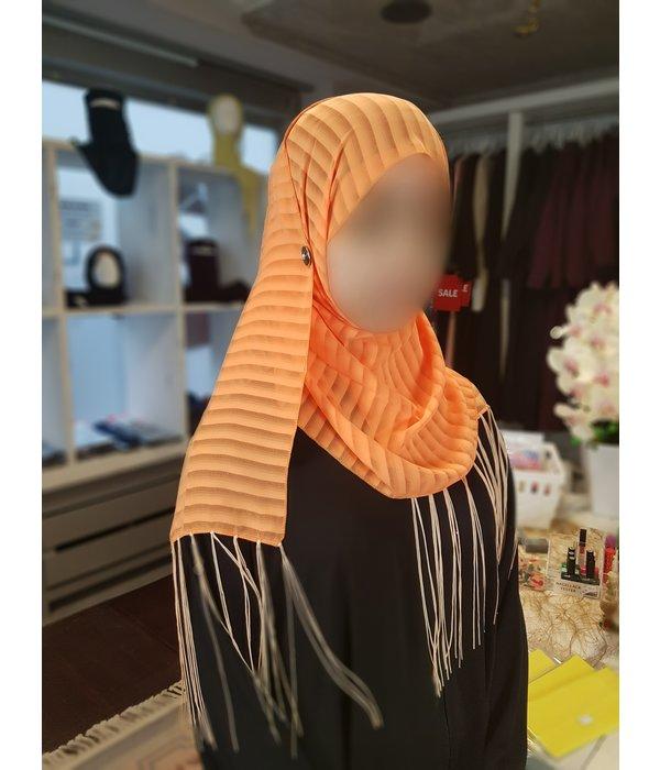 Hijab - Schal aus Satin