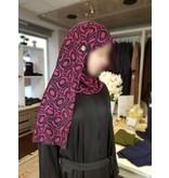 Hijab - Schal Kombi (Kopftuch)