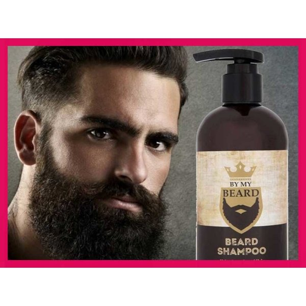 BY MY BEARD - Bart Shampoo - 300ml