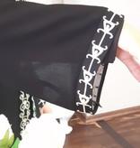 JORDANIEN COLLECTION (Black Edition)  ABAYA Nr 02