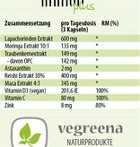 Immun plus Vegreena - Immun plus