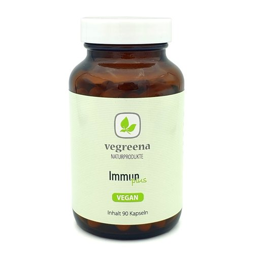 Immun plus Vegreena - Immun plus