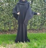 Dorra Al Maknouna Butterfly Abaya