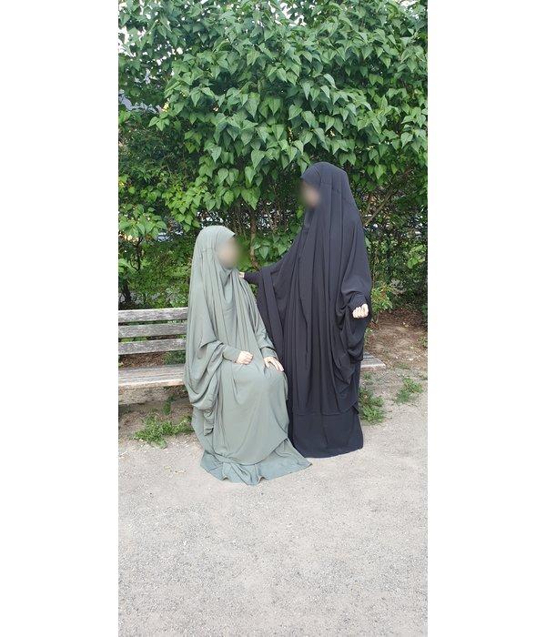 Dorra Al Maknouna Khimar Set Al Hur