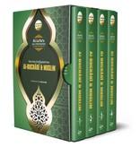 Al-Buchari & Muslim (4 Bändig) (Al-Lu lu u wal-Mardschan)
