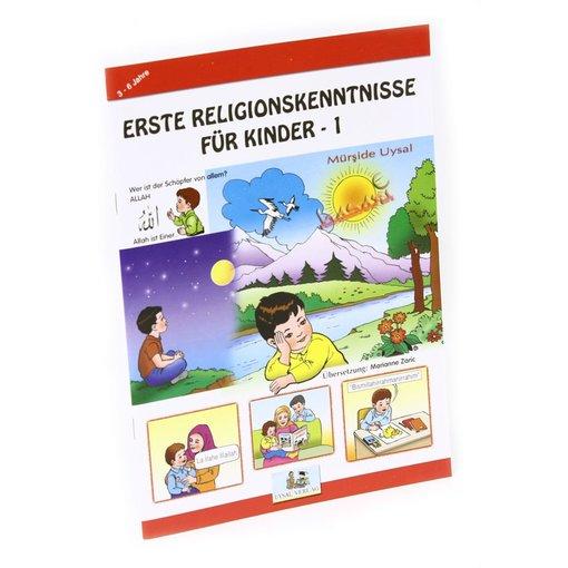 Erste Religionskenntnisse für Kinder 1-2 bis 5 Jahre
