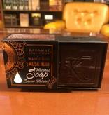 Karamat Musk Noir Seife (100% Natural) 125g