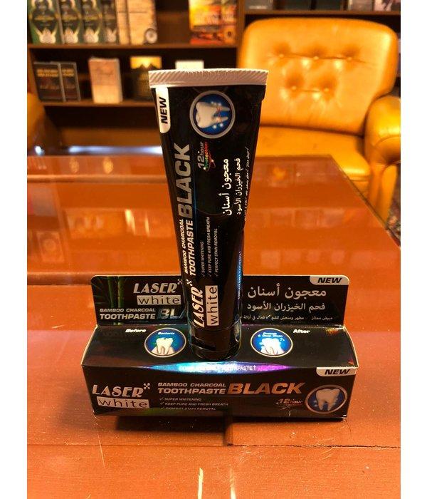 Laser White Bamboo Charcoal (Zahnpasta) 100g