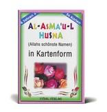 Lernkarten AL Esma ul Husna