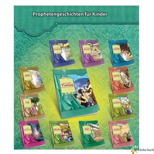 Prophetengeschichten für Kinder - Set