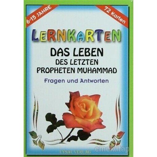 Uysal Yayinevi Lernkarten - Das Leben des letzten Propheten Muhammad