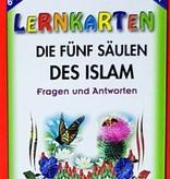 Lernkarten - Die fünf Säulen des Islam