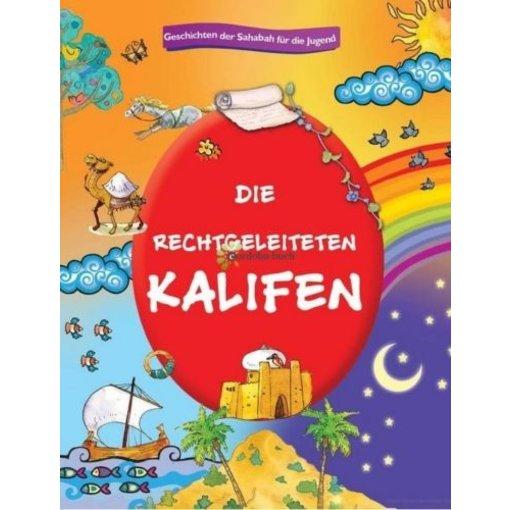 Die-rechtgeleiteten-Kalifen-Kinderbuch