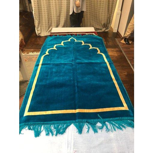 Gebetsteppich Türkis