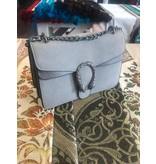 Damenhandtasche Grau