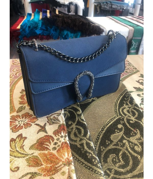 Damenhandtasche Blau