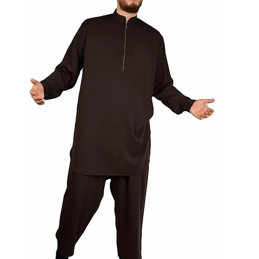 Tuba Shalwar Kameez Multan Men Braun