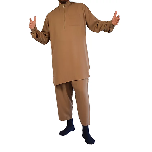 Shalwar Kameez Multan Men Sand