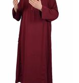 Jalabiya Qiyam Red