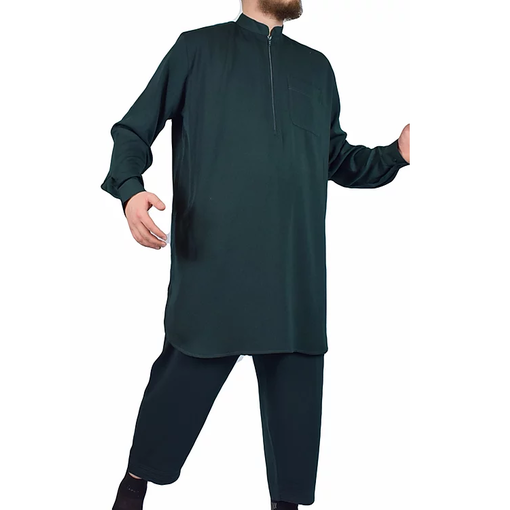 Shalwar Kameez Multan Men Grün
