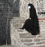 Djasia Khimar Set mit Hose in versch. Farben