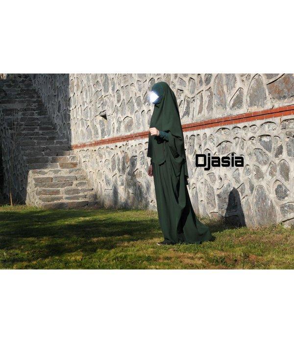 Djasia XXL Khimar in versch. Farben