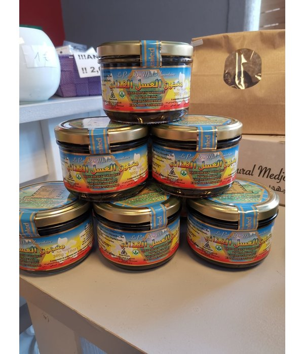 Pine Honey with bee royal Jelly (300g)