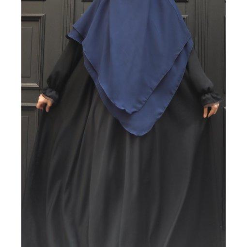 Umm Hamza Dress - Abaya Leyla 001 ( Neue Modelle )