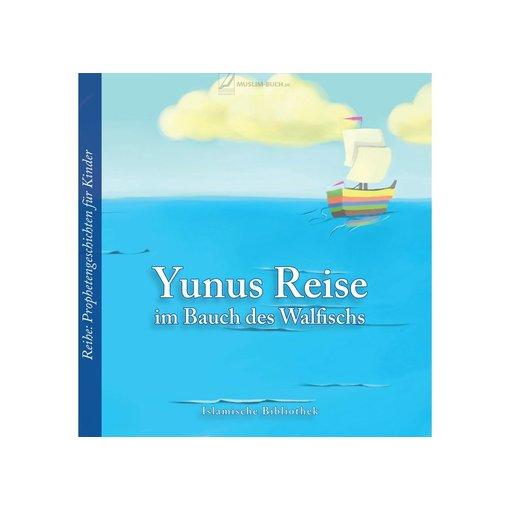 Yunus Reise im Bauch des Walfischs (Pappbuch)