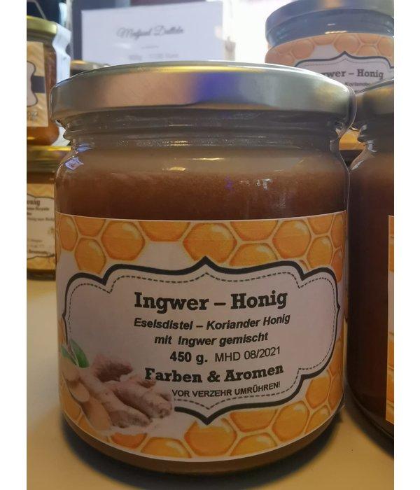 Ingwer Honig