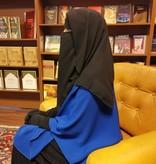 Niqab dreilagig (Zweite Dritte gleichlang)