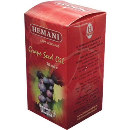 Hemani Grape seed oil