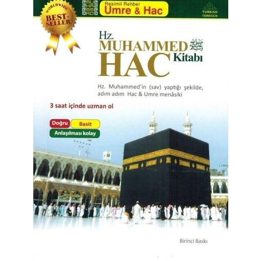 Hz. Muhammed Hac Kitabi Islam Haj Kuran Tesettür Elbise Abaya