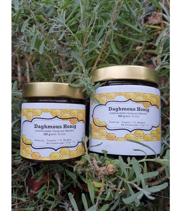 Daghmous Unbehandelt Honig aus Marokko