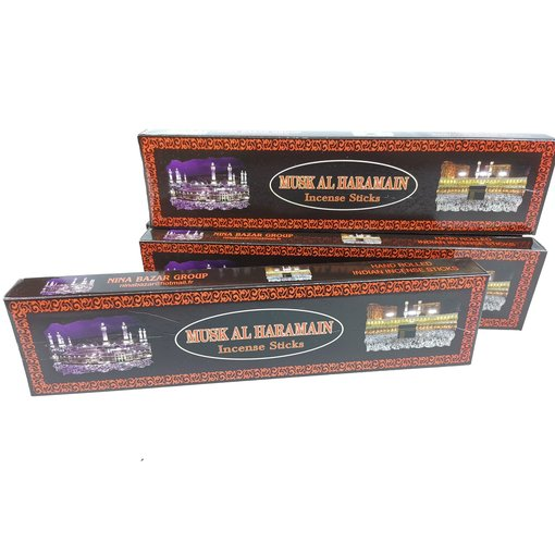Räucherstäbchen MUSK AL HARAMAIN Incense Sticks