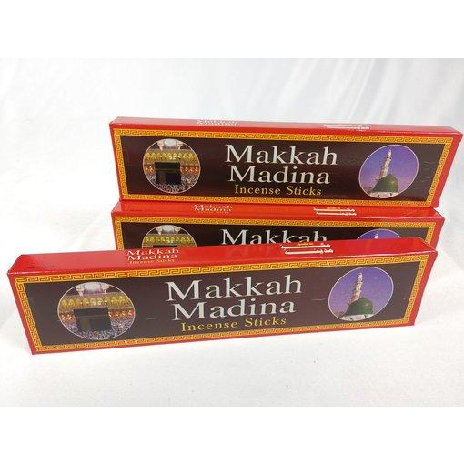 Räucherstäbchen MAKKAH MEDINA Incense Sticks