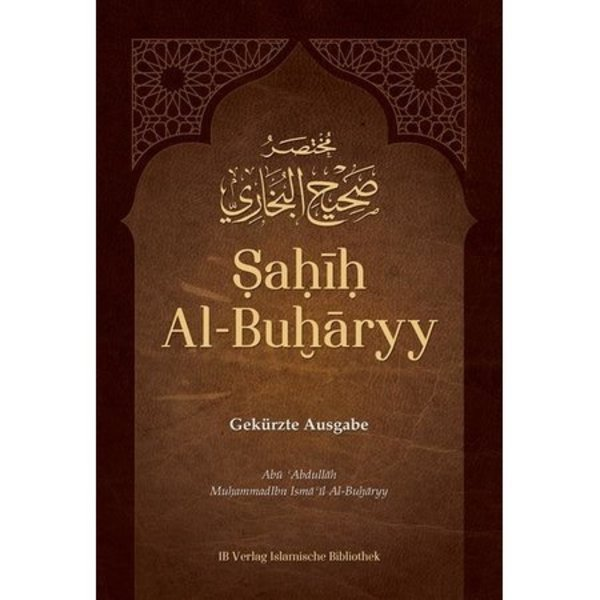 Auszüge aus Sahih Al-Buharyy