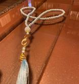 Tasbir Gebetskette Hellblau