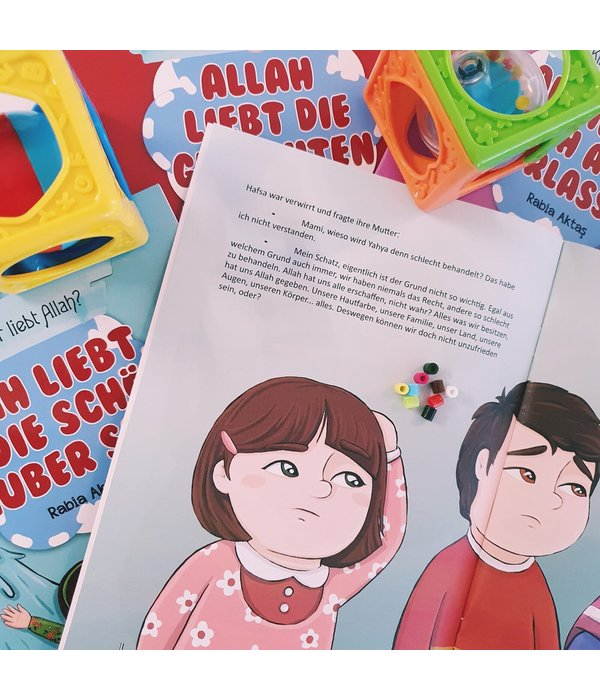 Welche Kinder liebt Allah im Sparset
