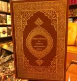Der edle Quran und die Übersetzung seiner Bedeutungen in die türkisch und arabische sprache.