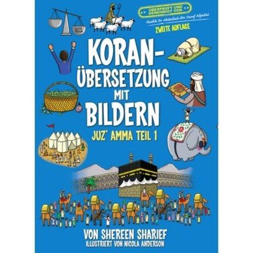 Koran-Übersetzung mit Bildern (Juz Amma Teil 1) Koranübersetzung