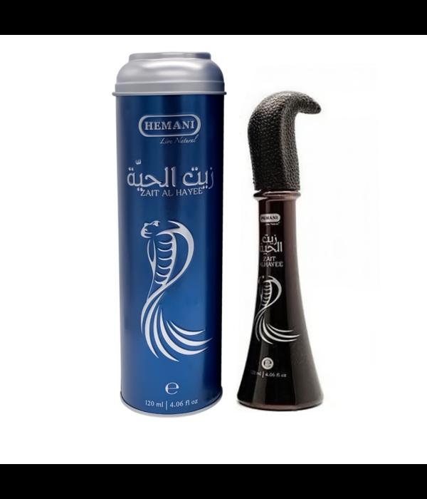 Hemani SNAKE OIL Schlangenöl 120ml Haarwuchsmittel gegen Haarausfall