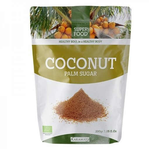 Coconut Palm Sugar 200g Karamat