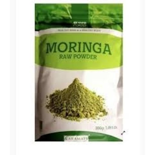Moringa Raw Powder 200g Karamat