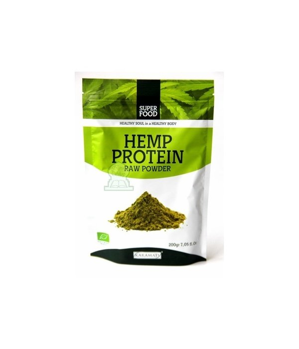 Hemp Protein 200g Karamat