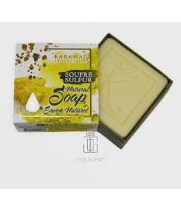 Karamat Soufre Sulfur Seife
