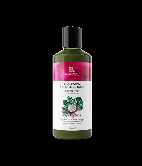Karamat Cosmetics Kokosöl Shampoo 400 ml