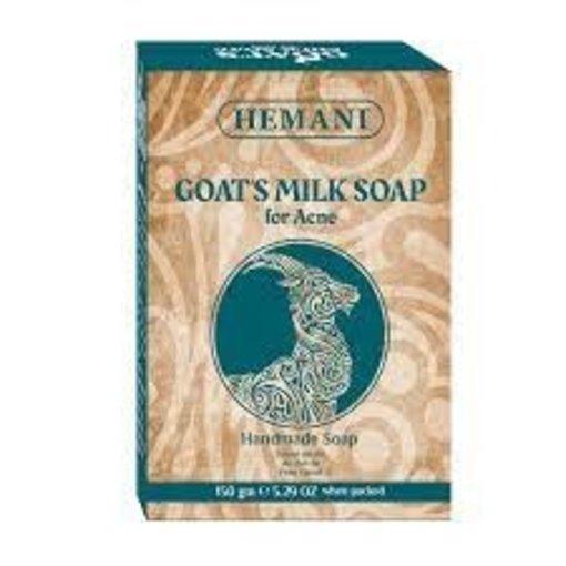Hemani Ziegenmilch Seife gegen Akne (Handgemacht)
