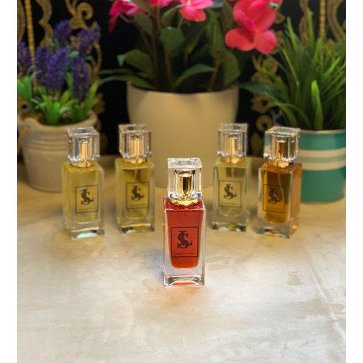 Inspiriert von  Soleil Orchid 50ml ( Parfüm de Extrait )