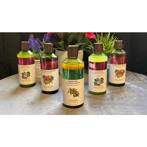 Karamat Kosmetik Arganöl Shampoo 400 ml